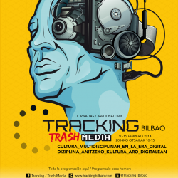 Tracking Trash Media posterlow