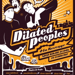 Dilated Peoples Barna A3