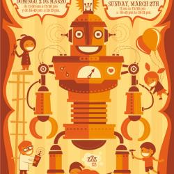 Pitarque Robots tallerlow