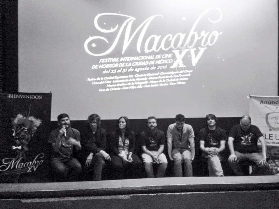 Conferencia festivales de Cine