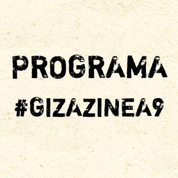 PROGRAMA GIZAZINEA 9